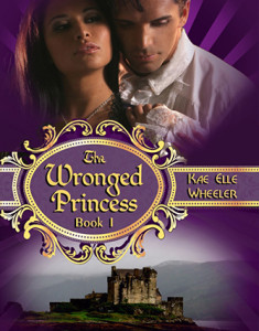 The Wronged Princess – book i