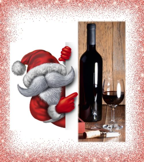 A Wined Write Christmas - Write Your Holly Jolly Story Creative Writing Workshop - 12-13-2018